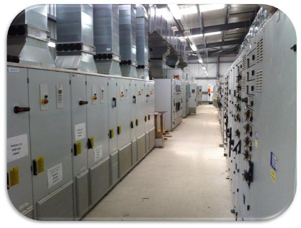 Ingeniería de instalaciones eléctricas